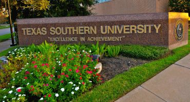 Texas Southern University banner