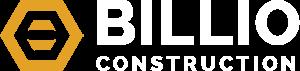 Logo of Billio construct white