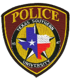 T S U police Badge for returning to the home page